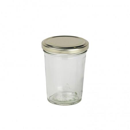 Pot verre conique 250 grammes TO70 en vente | Obee Shop
