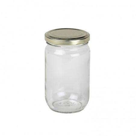 Pot verre 375 gr to 63 - Obee Shop