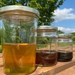 Pots en plastique pour votre miel en vente   Obee Shop