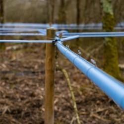 Tuyaux pour la production & la récolte d'eau de bouleau